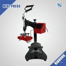 Xinhong Machine de transfert Swing Away Baseball Cap Heat Press Machine