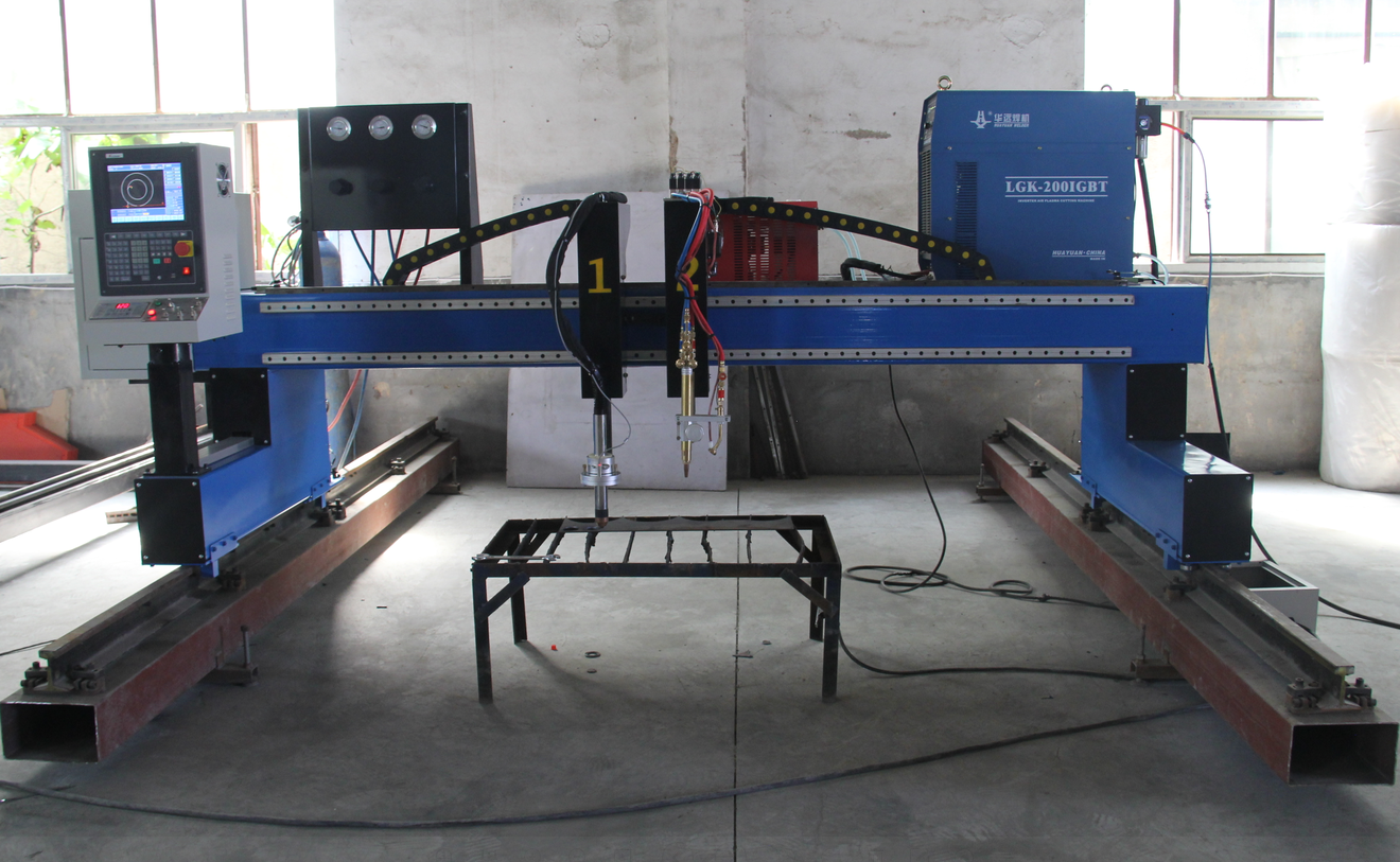 orbital plasma cutting machine