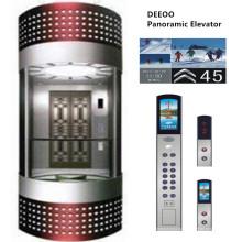 Deeoo Полный Вид На Красивый Стеклянный Лифт Лифт