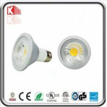ETL 3000k AC120V Regulable LED PAR20 Luces