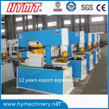 Q35Y-20 hochpräzise hydraulische kombinierte Stanzmaschine / Metallschere Maschine