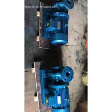 Pompes à eau diesel pour irrigation agricole ISW de 6 pouces