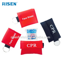 Customized Logo Pocket CPR Mask Rescue