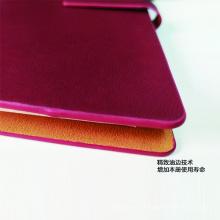Caderno personalizado PU impresso de capa dura