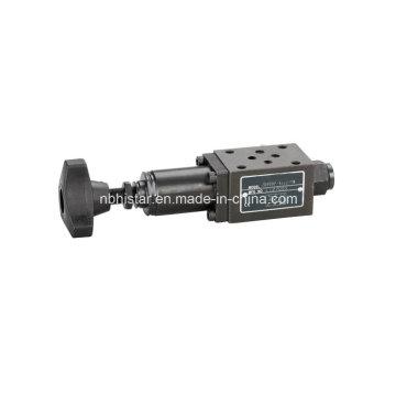 Válvula redutora de pressão do tipo superposição série Zdr-30