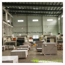 Placa frente e verso da qualidade de Hansol dos moinhos de papel de China com preço perfeito