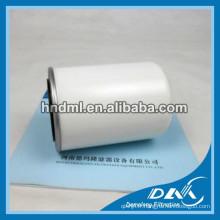 Cartouche filtrante en acier inoxydable vissable de l'élément de filtre à huile 836679586 en provenance de Chine