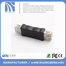 USB 2.0 Type A Femme pour type A Female Gender Changer Adapter Converter