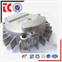 China OEM aluminum alloy die casting parts / aluminum die casting auto cover