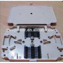 Matériau ABS 24 Cores Bac d'épissure en fibre optique pour solutions de produits de télécommunication