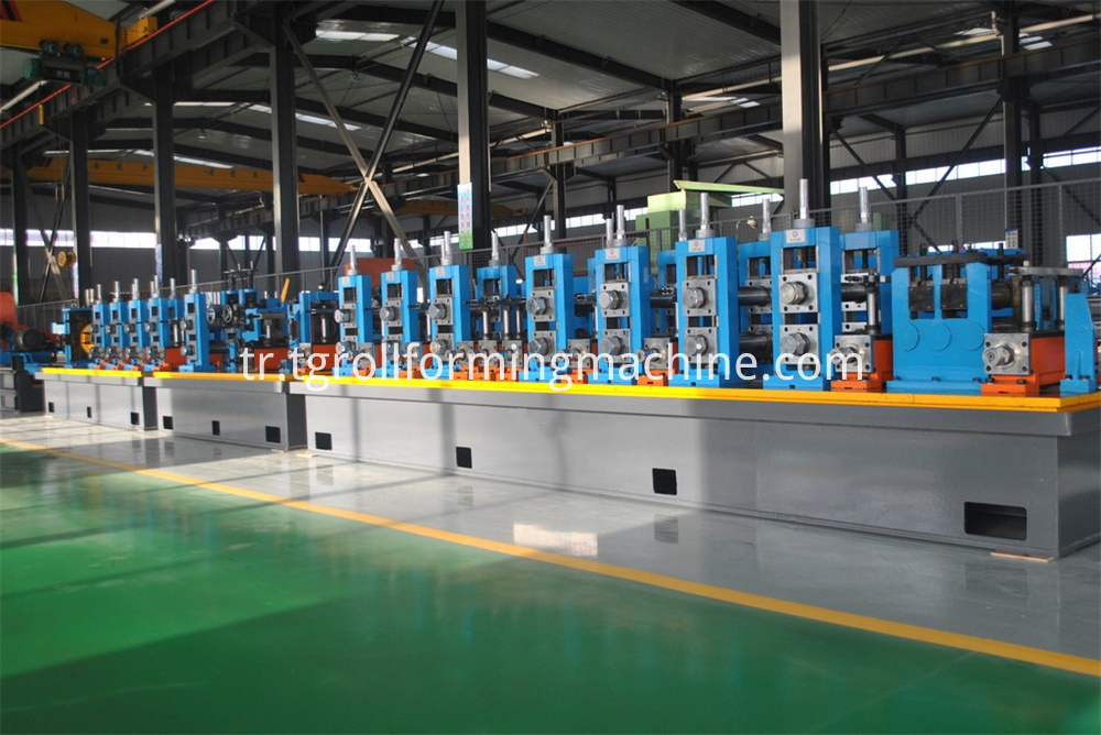 High Frequency Welded Square Pipe Machines
