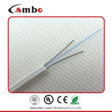 ISO Утвержден завод G657A1 Bend Residence 1/2/4 core bsnl fiber к дому