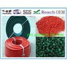 Composé de PVC pour le câble et le câble / câble isolé par PVC de câble