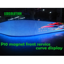 Front Access/Service LED Display/Screen (LS-I-P10-MF)