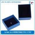 Boîte faite sur commande de boîte d'emballage de montre de papier de conception de papier de mode / de papier d'emballage