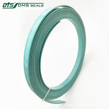 ángulo de corte anillo de desgaste cinta guía dura