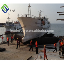 BV Class Marine Rubber Airbag for Ship Launching