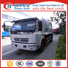 Dongfeng 10cbm garbage truck dimensions