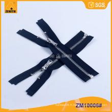 Fermeture à glissière en métal Fabricant, fermeture à glissière ZM10006