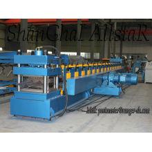 Guard Rail Walzprofilieren Maschine Preis / Metall-Geländer, der Maschine herstellt