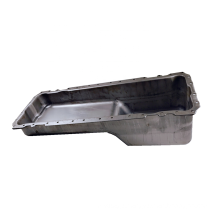 China manufacture OEM metal oil sump pan as drawing or sample for performance cars