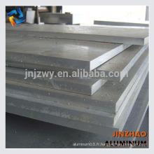 Feuille en aluminium lisse sans alliage 1060 H12
