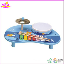 2014 New Wooden Toy Music, Popular Wooden Music Toy, Hot Sale Wooden Toy Music W07A055