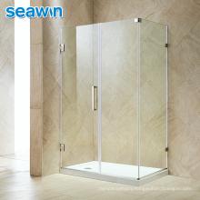 Seawin Frames Bathroom Design Simple Accessories Parts Shower Enclosure Tempered Glass Shower Door