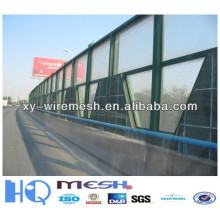 high quality used express way sound barrier