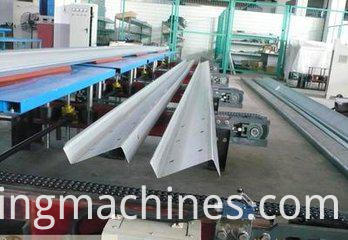 C Z Adjustable Purlin Roll Forming Machine