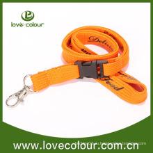 Оранжевый бретельчатый ремень / Трубчатый шнур