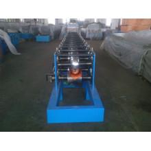 Профилегибочная машина для производства водосточных желобов для теплиц