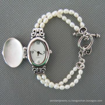 Пресноводные жемчужные часы, Перл наручные часы (WH111)