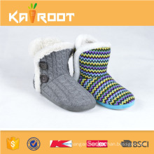 colorful female winter women boots