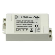 36V 1A 36W RoHS драйвер светодиодной лампы