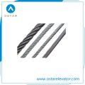 Aufzugs-Teile mit hochwertigem 13mm Stahl-Drahtseil (OS26)
