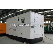 Silent 320KW generator powered by UK diesel ENGINE