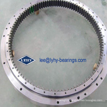 Single Row Ball Slewing Ring with Inner Gear (014.60.2000)