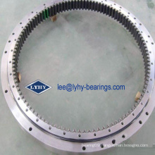 Four Point Contact Slewing Ring Bearing with Inner Gears (RKS. 062.20.0644)