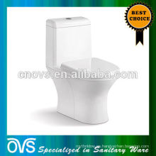 Ovs Washdown - Inodoro de una pieza con lavabo