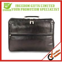 Promotional Customized Leather Laptop Bag