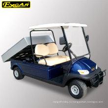 Дешевые 2 местный Электрический грузопассажирский автомобиль Гольф-кары с грузом