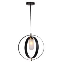 Lampe de lustre cylindrique décorative pour cuisine à la maison moderne
