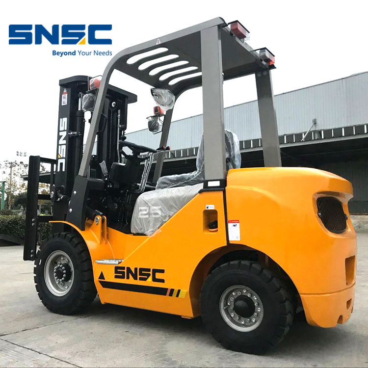 2 5ton Container Forklift 3