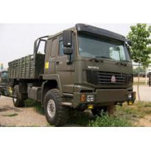 371HP Steyr Engine 4x4 Full Road Cargo Truck