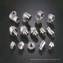 Stainless Steel Tee Reducer Pipe Fitting (Precision Casting)