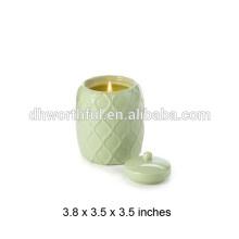 Jarra de cerâmica de abacaxi de alta qualidade Qualidade Escolha