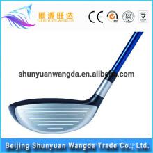 Confiável e Variedades de cabeça de clube de golfe ferro forjado Unique motorista personalizado golf cabeça