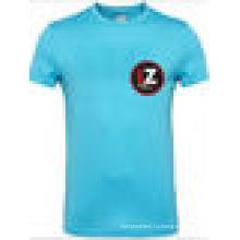 Новое поступление 100%хлопок футболка, полиэстер/хлопок футболка