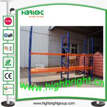 Système de stockage en rack d'entrepôt